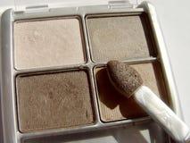 De aarde stemt de Make-up van het Oog Stock Foto's