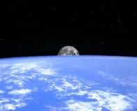 De Aarde van de moeder Stock Foto's