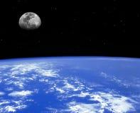 De Aarde van de moeder Stock Afbeeldingen