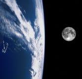 De Aarde van de moeder Royalty-vrije Stock Foto