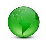 De aarde van Gteen Stock Afbeeldingen