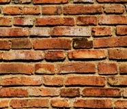 De Aardmateriaal van de baksteentextuur Stock Foto