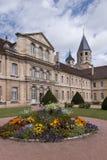 De abdij van Cluny Stock Afbeelding