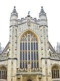 De abdij van het bad stock afbeelding