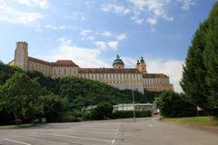 De abdij van Melk Royalty-vrije Stock Fotografie