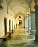 De abdij van Melk Royalty-vrije Stock Foto's