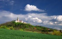 De Abdij van Pannonhalma, Hongarije stock foto's