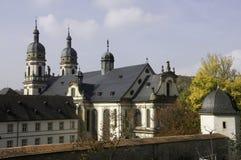 De Abdij van Schoental royalty-vrije stock fotografie