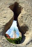 De Abdij van Weltenburg (Kloster Weltenburg) Royalty-vrije Stock Afbeelding