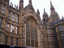 De Abdij van Westminster Stock Afbeeldingen