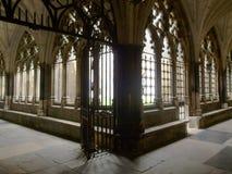 De Abdij van Westminster royalty-vrije stock foto