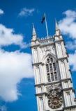 De Abdij van Westminster Royalty-vrije Stock Afbeeldingen