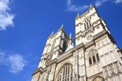 De Abdij van Westminster Royalty-vrije Stock Foto's
