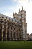 De Abdij van Westminster Stock Foto's