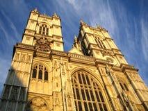 De Abdij van Westminster, Londen Stock Fotografie