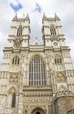 De abdij van Westminster, Londen Stock Foto's
