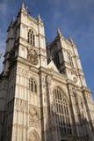 De Abdij van Westminster, Londen stock afbeeldingen