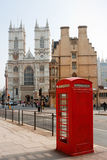 De Abdij van Westminster. Londen, Engeland Stock Fotografie