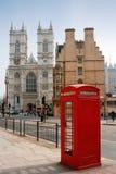 De Abdij van Westminster. Londen, Engeland Stock Afbeelding