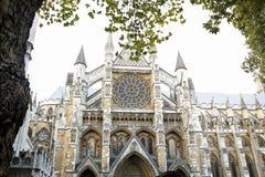 De Abdij van Westminster, Londen, Engeland Royalty-vrije Stock Foto