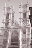 De Abdij van Westminster, Londen; Engeland; het UK Royalty-vrije Stock Foto