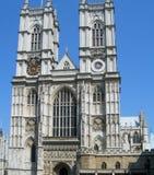 De Abdij van Westminster in Londen, het UK Royalty-vrije Stock Afbeeldingen