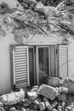 25 de abril de 2017, Camposto, provincia de L ` Aquila, Abruzos, Italia Foto de archivo libre de regalías