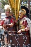 21 de abril de 2014, el cumpleaños de Roma Imágenes de archivo libres de regalías