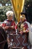 21 de abril de 2014, o aniversário de Roma Foto de Stock Royalty Free