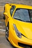 29 de abril de 2014; Kiev, Ucrania; Ferrari 458 Italia imagenes de archivo