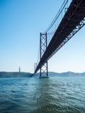 25 de abril puente Fotografía de archivo