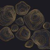 De abstracte Achtergrond inspireerde van nature steenvormen Stock Foto's
