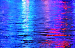 De abstracte achtergrond kleurt regenboog gekleurd multi-colored water stock afbeeldingen