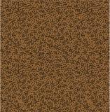 De abstracte achtergrond met strepentafelkleed bevlekt bruin Stock Fotografie