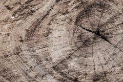 De abstracte achtergrond van de barst houten spiraalvormige stijl royalty-vrije stock fotografie