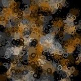 De abstracte Achtergrond van de Cirkel Stock Foto's