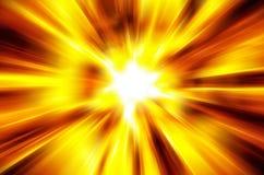 De abstracte Achtergrond van de Explosie Stock Foto