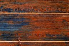 De abstracte achtergrond van de grunge houten textuur Royalty-vrije Stock Afbeeldingen