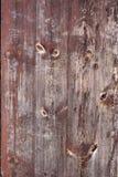 De abstracte achtergrond van de grunge houten textuur met oude bruine doorstane verf Royalty-vrije Stock Fotografie