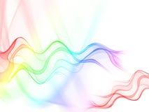 De abstracte achtergrond van de kleur royalty-vrije illustratie