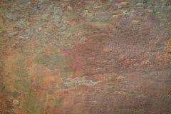 De abstracte achtergrond van de leirots Royalty-vrije Stock Fotografie
