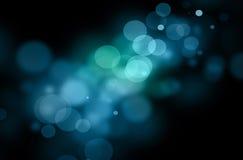 De Abstracte Achtergrond van de lichten van Defocused. Stock Fotografie