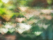De abstracte achtergrond van de lichtenluxe bokeh Royalty-vrije Stock Foto's
