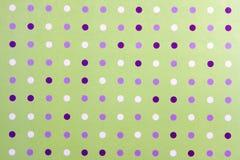 De abstracte Achtergrond van de Punt Poka stock afbeelding