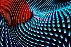 De abstracte achtergrond van de snelheidstechnologie stock illustratie