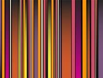 De abstracte Achtergrond van de Streep stock illustratie
