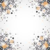 De abstracte Achtergrond van de Technologie Royalty-vrije Stock Afbeelding