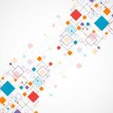 De abstracte Achtergrond van de Technologie Stock Foto's