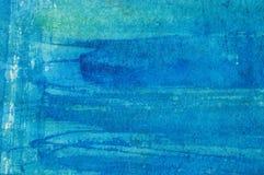 De abstracte achtergrond van de waterverf Stock Foto