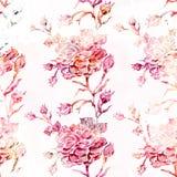 De abstracte achtergrond van de waterverf album Royalty-vrije Stock Afbeelding